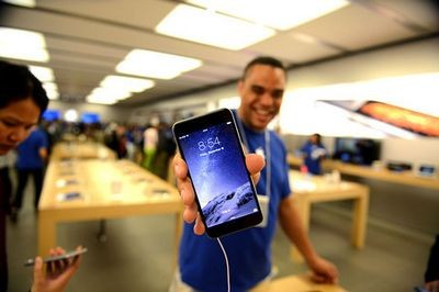 Apple снизила официальные цены на iphone