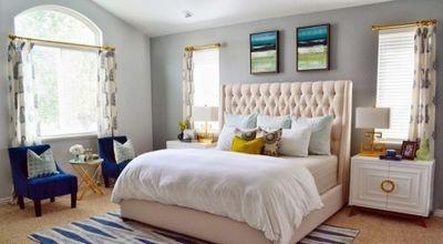 Дизайнерские идеи для спальни – нестандартный взгляд