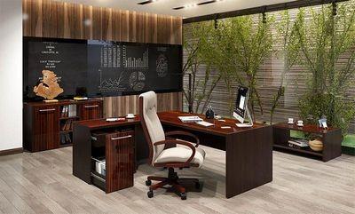 Как обставить кабинет руководителя в офисе? стили и веяния