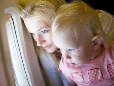 Как сохранить хорошее самочувствие во время взлета самолета