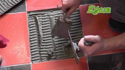 Как заменить треснувшую керамическую плитку