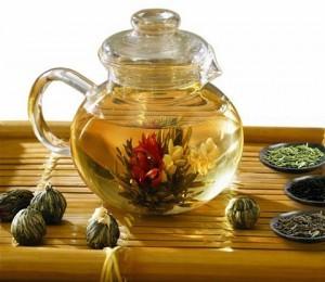 Как заварить связанный чай