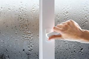 Контроль влажности в жилых помещениях