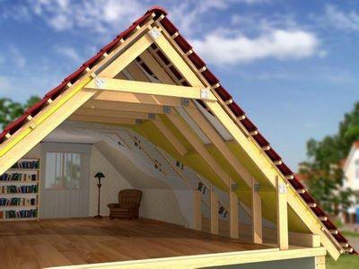 Крыша деревянного дома. какой кровлей её покрыть?