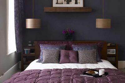 Монохромный стиль в спальне: один цвет, много значений