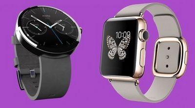 Начинается продажа часов apple watch