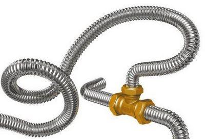 Нержавеющая гофрированная труба: преимущества в отоплении, теплых полах