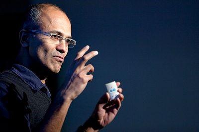 Новым ceo microsoft станет сатья наделла