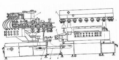 Обработка изделий на автоматизированных линиях и компоновка поточной линии