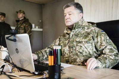 Порошенко уверен, что украинцы могут прожить без российских соцсетей