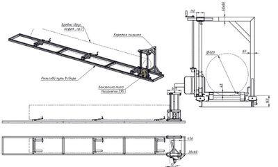 Самодельные мини пилорамы: процесс изготовления
