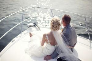 Сколько стоит свадьба на теплоходе