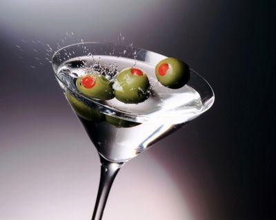 """Совет 1: как пить """"мартини экстра драй"""""""