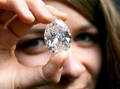 Совет 1: как проверить бриллиант на подлинность