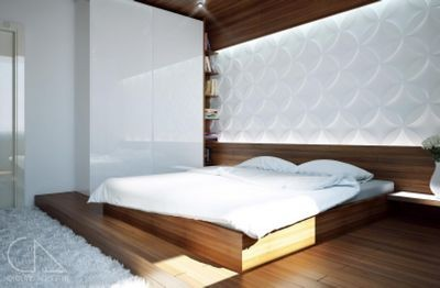 Советы по дизайну интерьера маленькой спальни