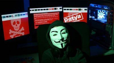 Создатели вируса petya вывели деньги, полученные от жертв атаки