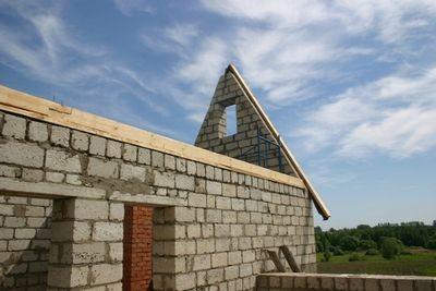 Строительство крыши – устройство мауэрлата