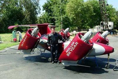 У летающих автомобилей появились шансы на вылет