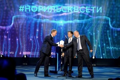 В норильск проложили линию высокоскоростного интернета